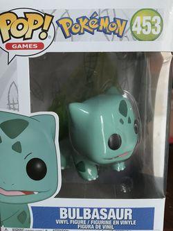 Pokémon Bulbasaur Funko Pop for Sale in Riverside,  CA