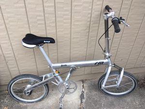 Birdy foldable bike for Sale in Gresham, OR
