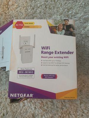 Netgear Modem Router & Netgear WiFi Extender for Sale in Anna, TX
