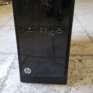 HP Desktop & Monitor for Sale in Fort Lauderdale, FL