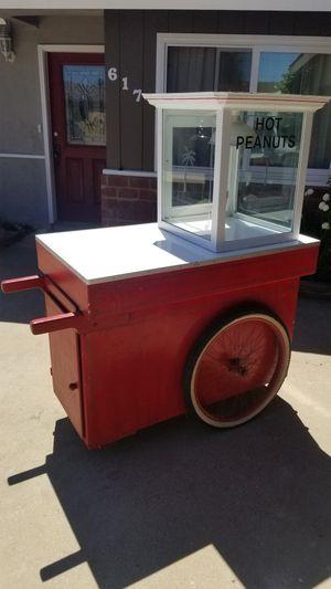 Vintage vendors cart for Sale in Lompoc, CA