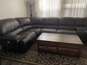 Sofa set with table for Sale in Wood Village, OR