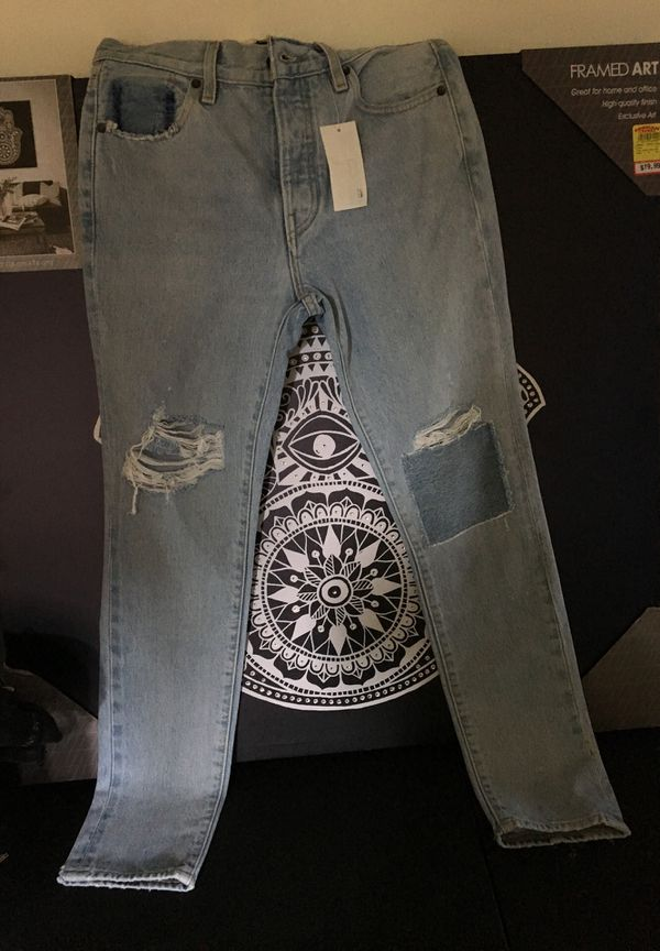 Levi made & crafted women's jeans