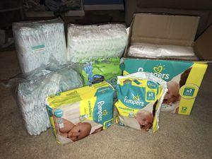Diaper bundle for Sale in Manassas, VA