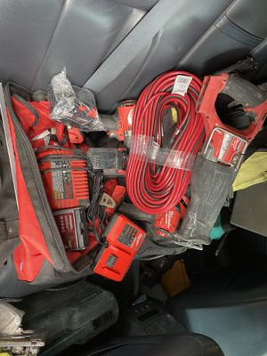 Milwaukee Tools for Sale in Houston, TX