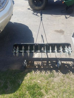 Pull behind rider airrater for Sale in Dyer, IN