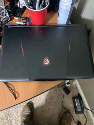MSI Gaming Laptop for Sale in Winston-Salem, NC