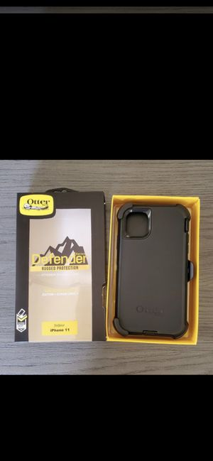 Brand New Otterbox Defender case cover With Belt clip Hoster for iPhone 11 iPhone 11 Pro Max for Sale in Santa Ana, CA