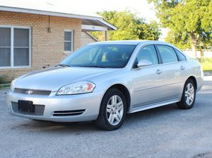 2012 Chevy Impala LT for Sale in San Antonio, TX