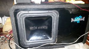 Mtx hifonics car audio sub for Sale in Denver, CO
