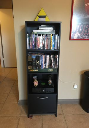 Book Shelf - black for Sale in Renton, WA