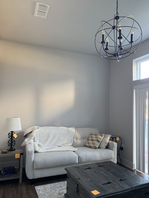 Large cream couch for Sale in Nashville, TN