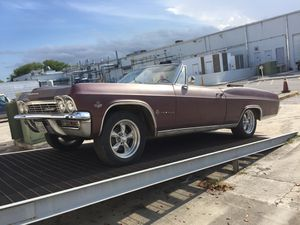 1965 Chevy Impala Convertible for Sale in Fort Lauderdale, FL