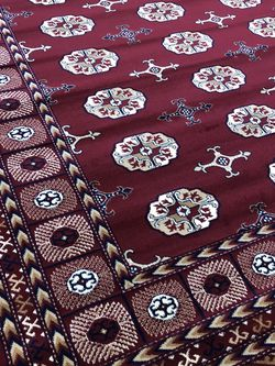 New Rug Large Size 8x11 Bokhara Rug Design / Persian Rug Style for Sale in Burke,  VA