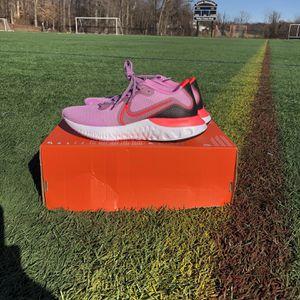 Nike Renew Run Women's Shoes Size 7 Beyond Pink/Black CK6360 601 for Sale in Philadelphia, PA