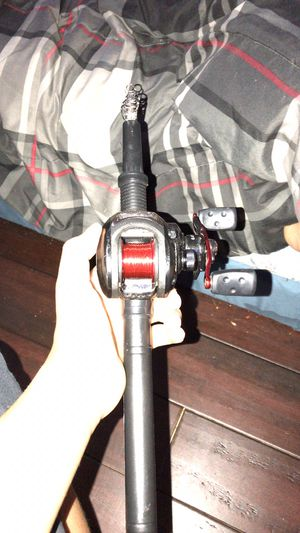 Bait caster for Sale in San Antonio, TX