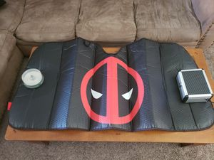 Deadpool windshield cover for Sale in St. Petersburg, FL