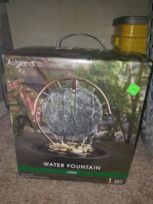 Brand New Water Fountains! for Sale in Bakersfield, CA