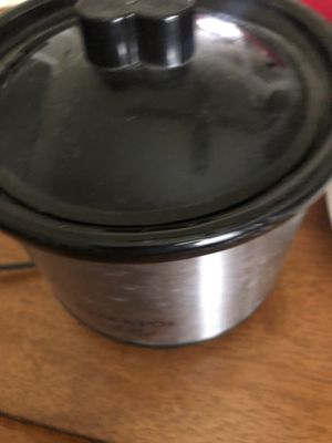 Mini crock pot,for sauces for Sale in Manteca, CA