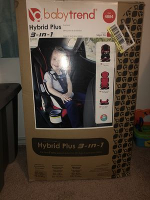 Baby trend car seat negotiable for Sale in Beaumont, TX