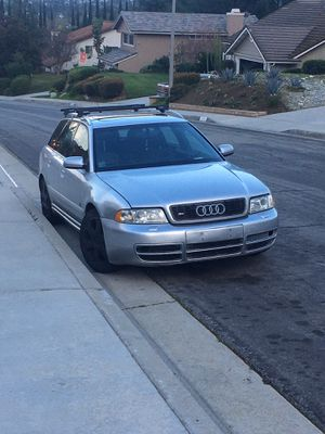 2002 Audi S4 Avant Wagon Automatic 172k miles for Sale in Industry, CA