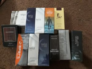 Perfumes para caballeros del producto JAFRA a $25 cada uno for Sale in Dallas, TX
