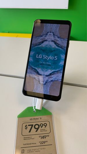 LG Stylo 5 for Sale in Newport, AR