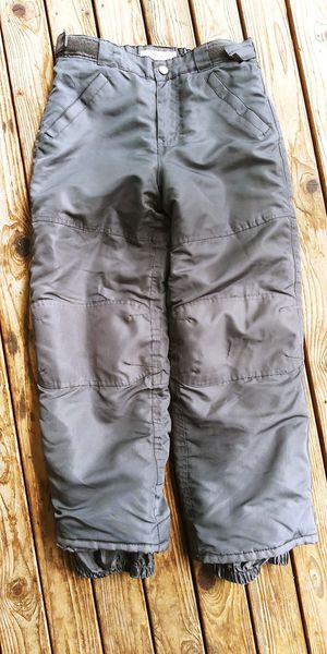 Cherokee size L 12/14 gray snow pants for a boy or girl for Sale in Tacoma, WA