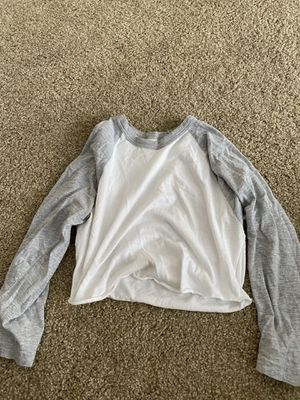 cropped baseball tee for Sale in Long Beach, CA