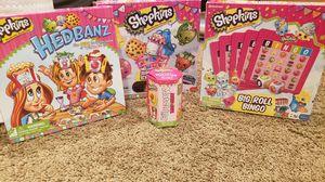 Shopkins board games for Sale in Edmonds, WA
