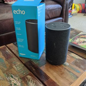 Amazon Echo Voice Assistant for Sale in Milwaukee, WI