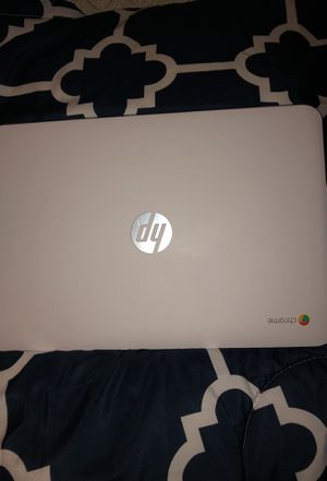 Hp Chromebook + Charger for Sale in San Diego, CA