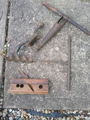 Antique tools for Sale in Terre Haute, IN