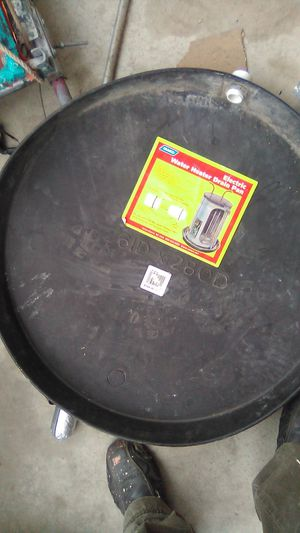 Camico Water heater drain pan electric for Sale in San Antonio, TX
