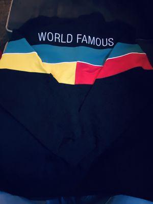SUPREME/Milan Collection: Part 1. Hooded Black (Sweatshirt) for Sale in Saginaw, MI