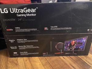 LG UltraG gaming monitor for Sale in Denver, CO