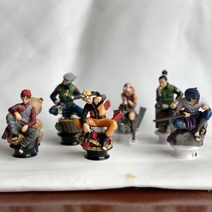 Naruto Shippuden Chess Piece Collection for Sale in Daly City, CA