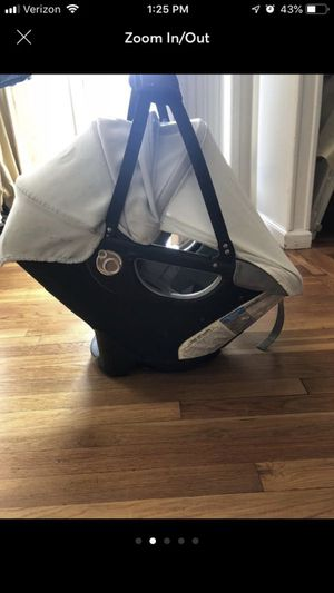 Car seat with base orbit for Sale in Dallas, TX