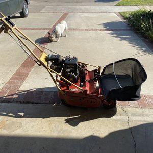 "17"" Mclane Reel Mower - Runs Great for Sale in Anaheim, CA"
