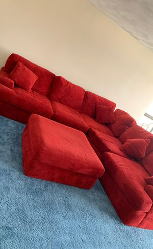 Swell New And Used Red Couch For Sale In Bremerton Wa Offerup Pdpeps Interior Chair Design Pdpepsorg