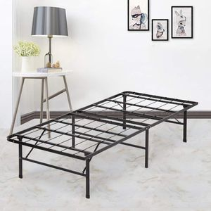 2 twin black metal bed frames for Sale in Memphis, TN
