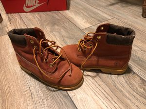 Boys Timberland Sz.12 for Sale in Pittsburgh, PA