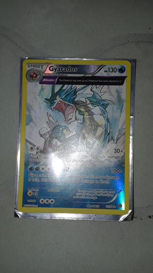 Pokemon Gyarados rare for Sale in Largo, FL
