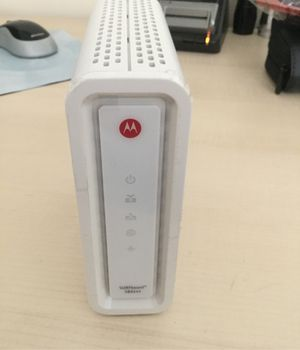 ARRIS Surfboard cable modem SB6141 for Sale in Morrisville, PA