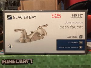 Brand New...bathroom faucet!!!! for Sale in Bee Branch, AR