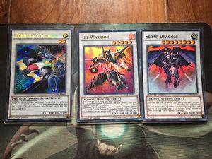 Synchro Yu gi oh cards for Sale in Sacramento, CA