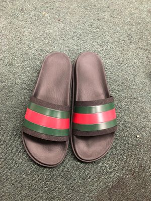 Gucci Slides Black for Sale in Heath, OH