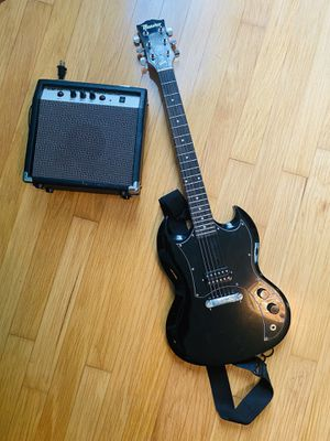 Lead guitar with Amp for Sale in Oxford, NY
