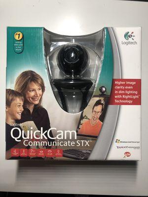 Logitech QuickCam Communicate STX for Sale in Chandler, AZ