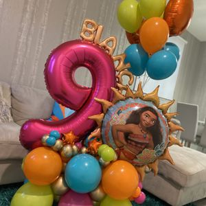 Balloons bouquet - Happy Birthday for Sale in Miami, FL